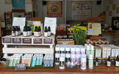 Aromatherapy Store Products Website